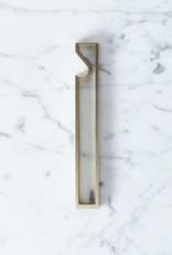 FUTAGAMI Futagami Brass Bottle Opener - Frame