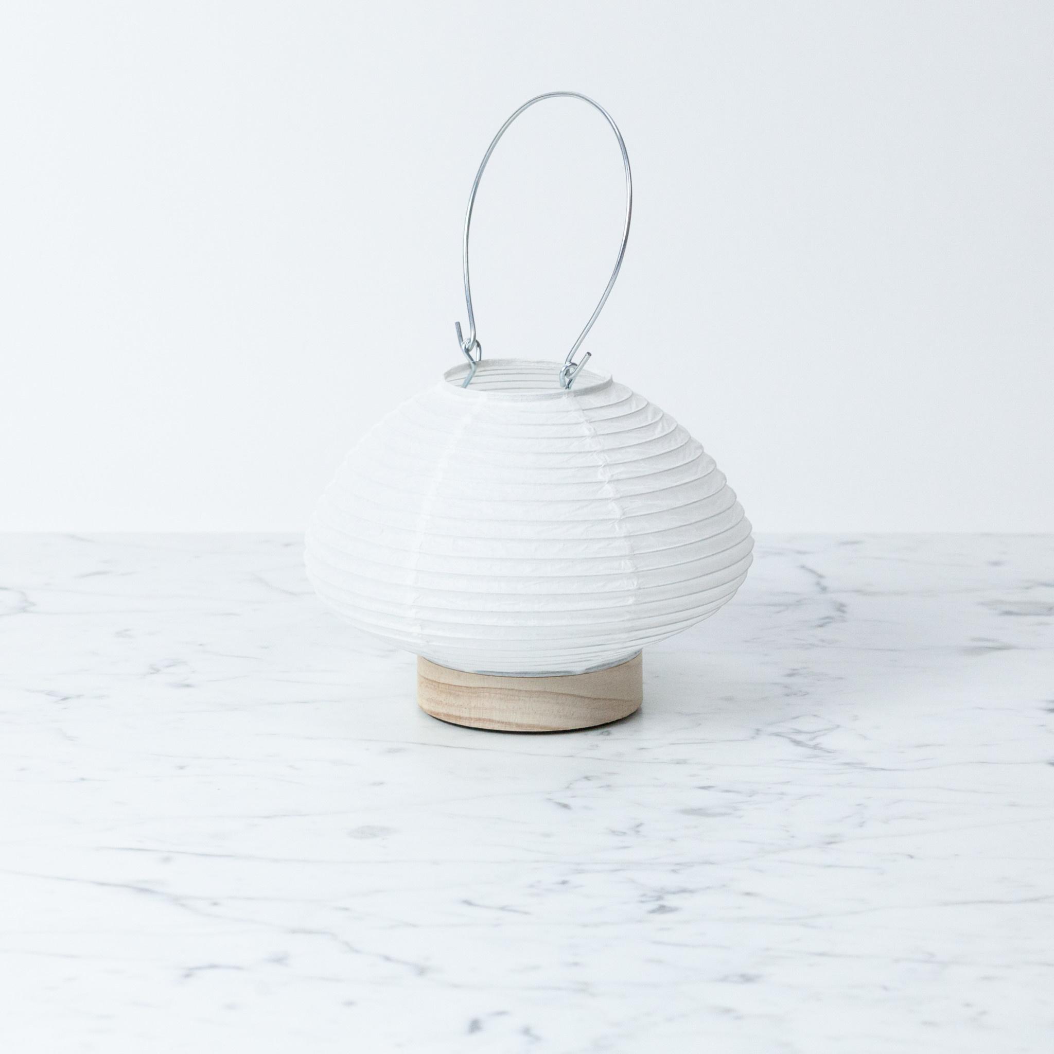 """Paper Lantern Musubi - Drop - 8.75"""""""