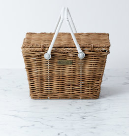Picnic Basket - Natural - 9 x 6""