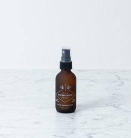 Wooden Spoon Herbs Tulsi Magenesium Oil