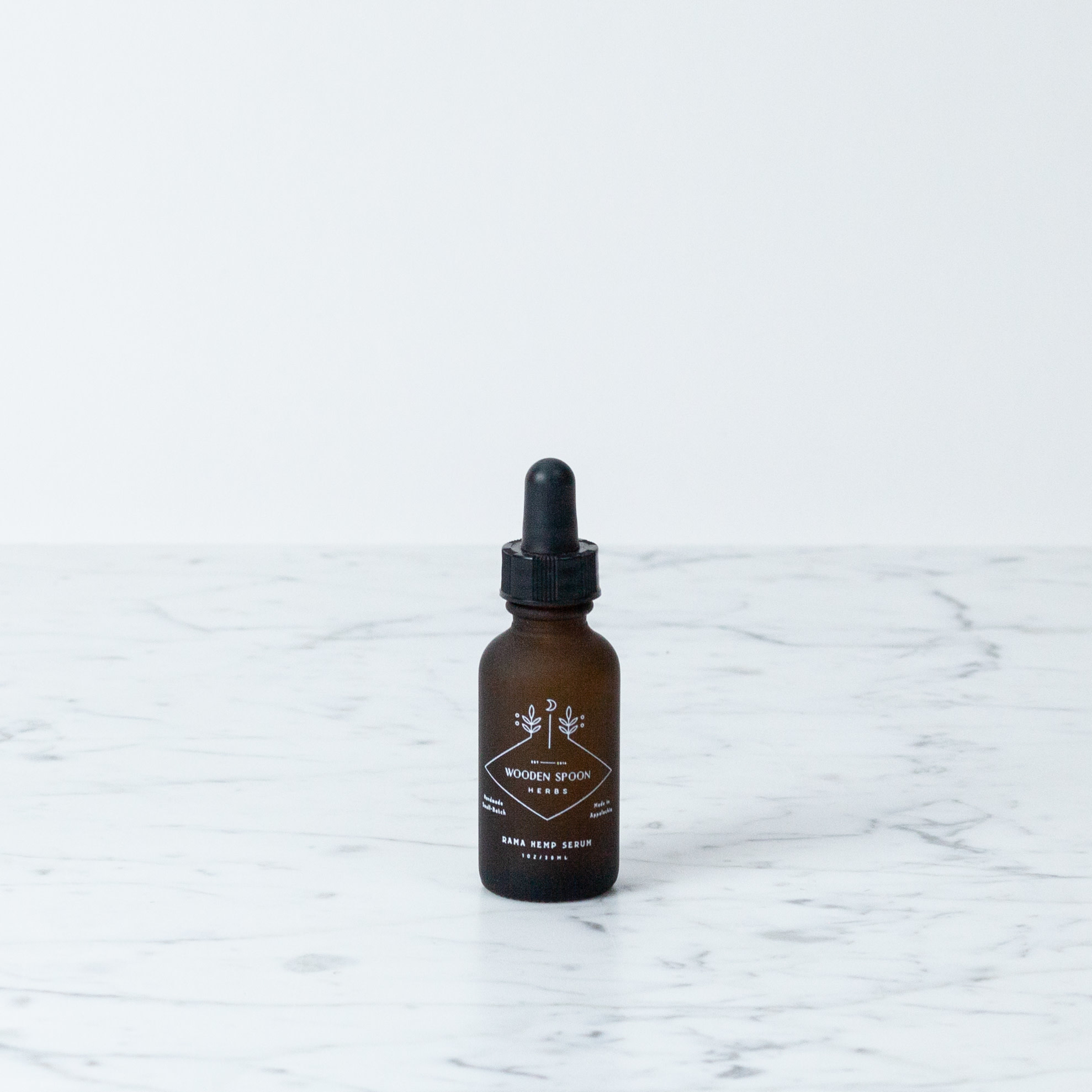 Wooden Spoon Herbs Rama Hemp Skin Serum