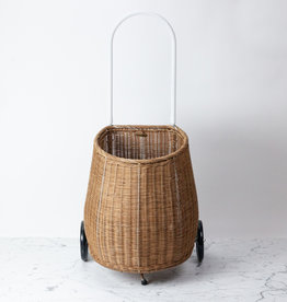 Large Luggy Basket - Natural - 41""