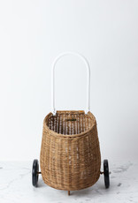 Little Luggy Basket - Natural - 20""