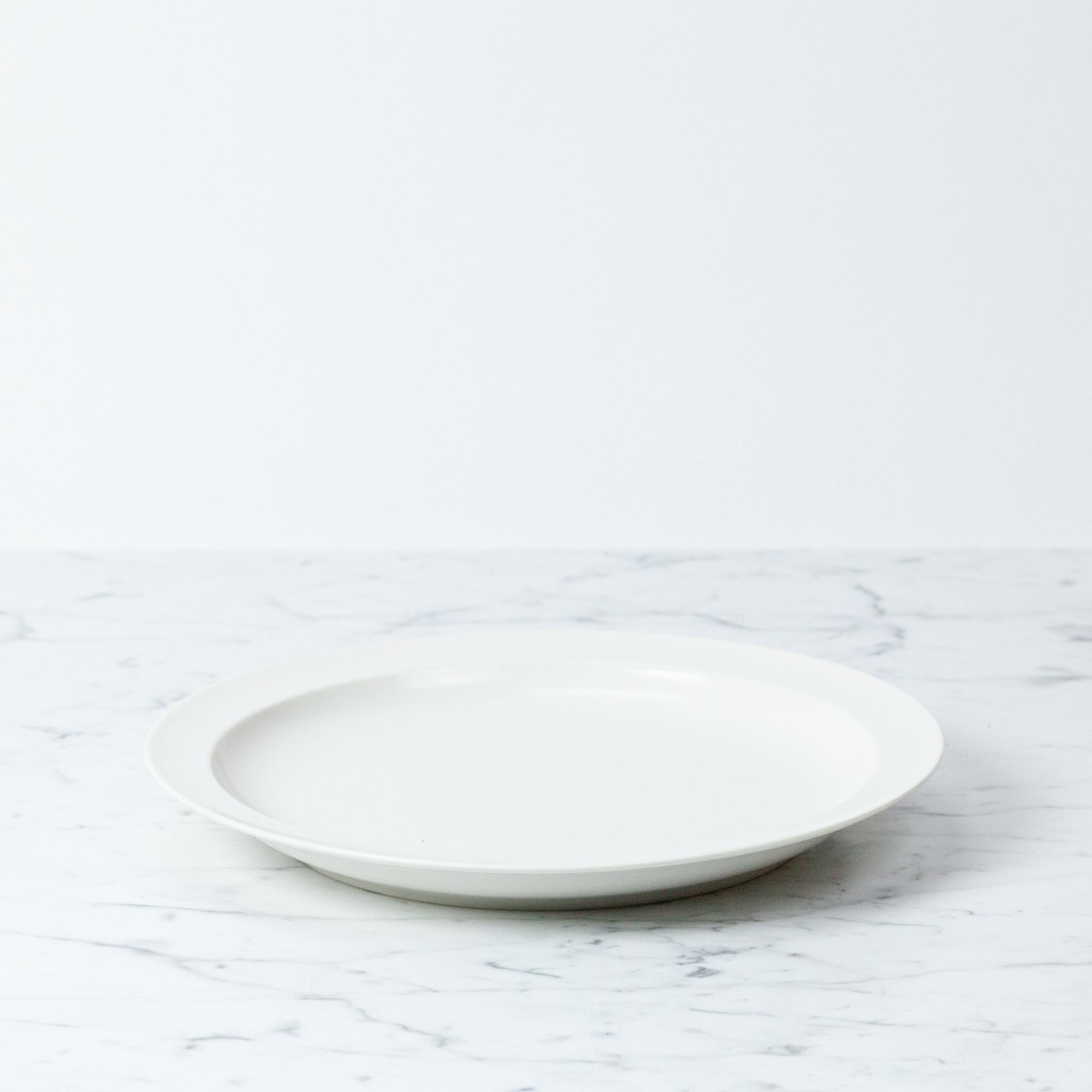 "PREORDER Jicon Short Rim Dinner Plate - 10"""
