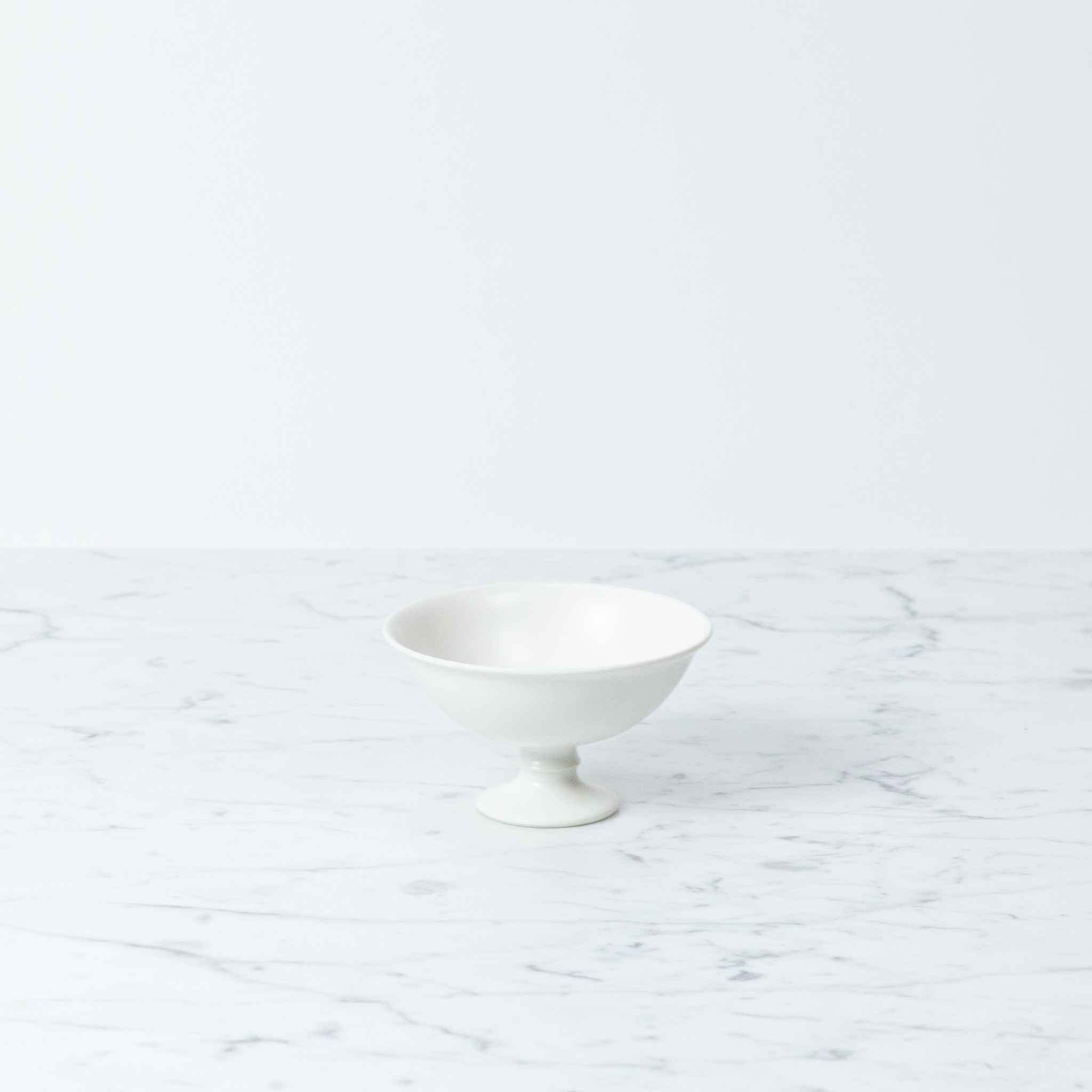 """Jicon Pedestal Dessert Dish - Small - 4"""""""