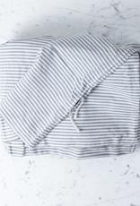 Black Tick Off White King Duvet Cover
