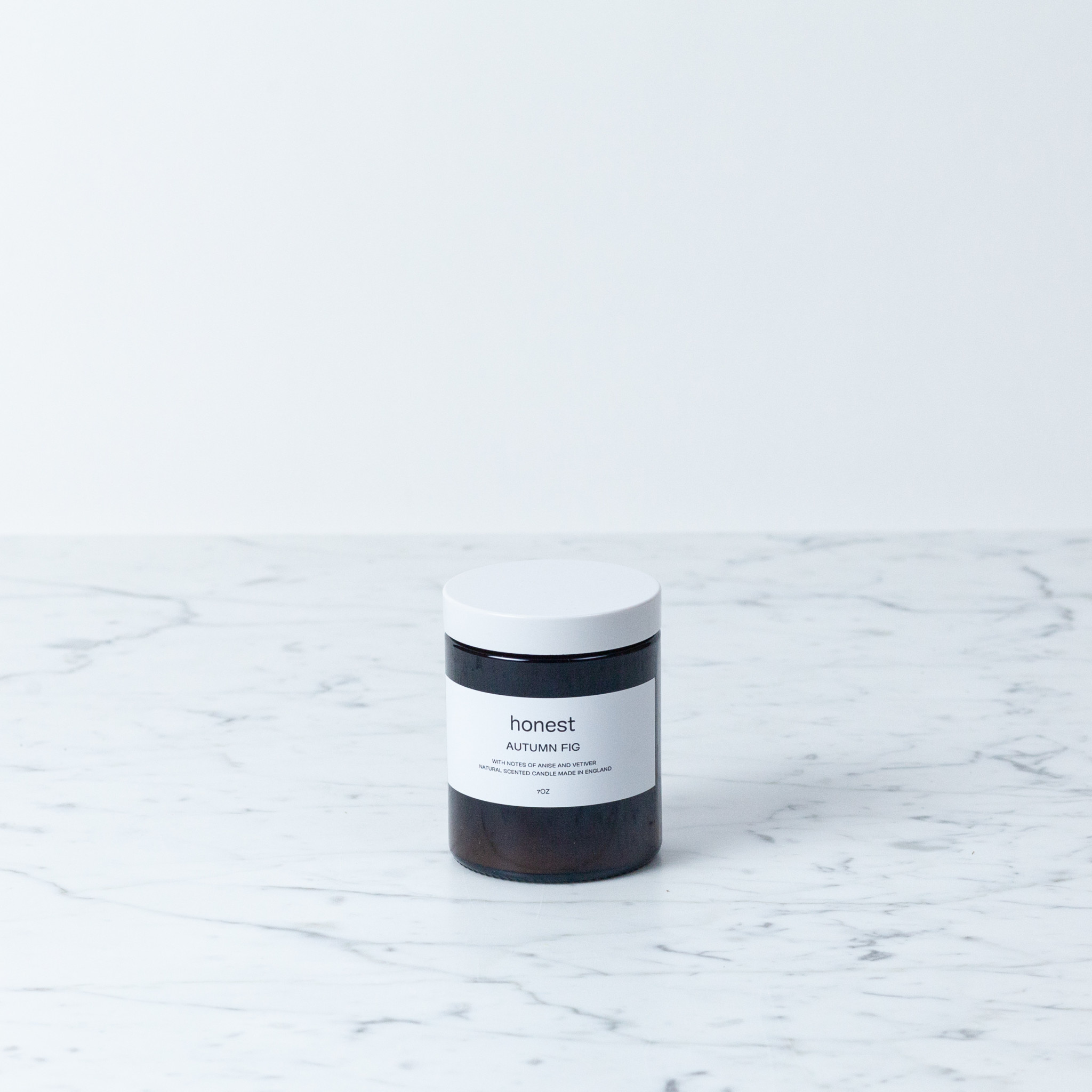 Honest Autumn Fig Candle - 7 oz