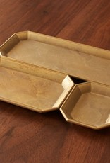 FUTAGAMI Futagami Brass Stationery Tray - Small - 3.5""