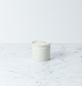 Larder Storage Crock - White - Tiny - 3""