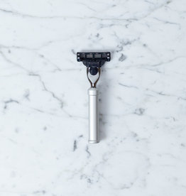 Aluminum Travel Razor