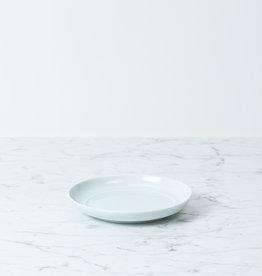 "MIZU MIZU mizu-mizu Round Porcelain Dish - Small -  Bluish White - 6"""