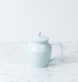 MIZU MIZU PREORDER mizu-mizu Little Porcelain Tea Pot - Bluish White
