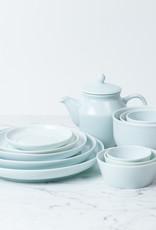 """MIZU MIZU PREORDER mizu-mizu Simple Porcelain Bowl - Bluish White - Small - 3"""""""