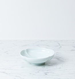 MIZU MIZU PREORDER mizu-mizu Mokko Clover Short Porcelain Bowl - 5.5''