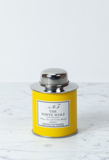 Bellocq Bellocq The White Wolf - Traveler Caddy Loose Leaf Tea Tin