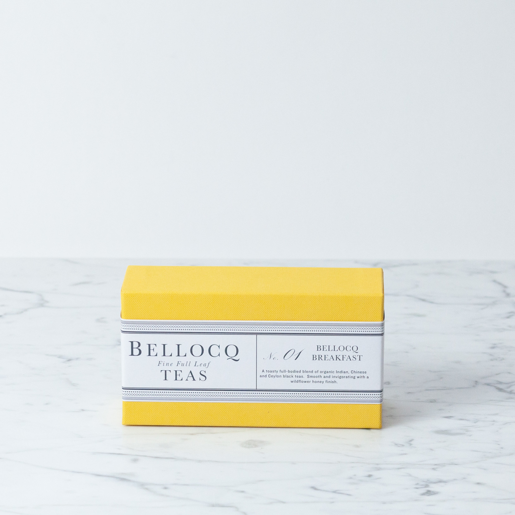 Bellocq Bellocq Breakfast - Box of Loose Leaf Tea