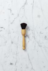 """Petite Black Goat Hair Dust Brush - 5"""""""