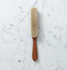German Goat Hair Gentle Book Dusting Brush