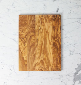 """Simple Olivewood Serving Board - 12 x 16"""""""