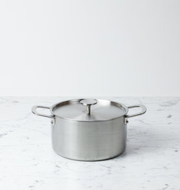 Crane Crane Tri Ply Stainless Casserole - Small - 3.3 Liter