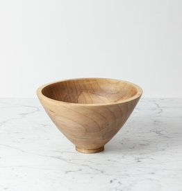 Elise Mclauchlan Elise Mclauchlan Hand Turned Maple Bowl - 8.5""