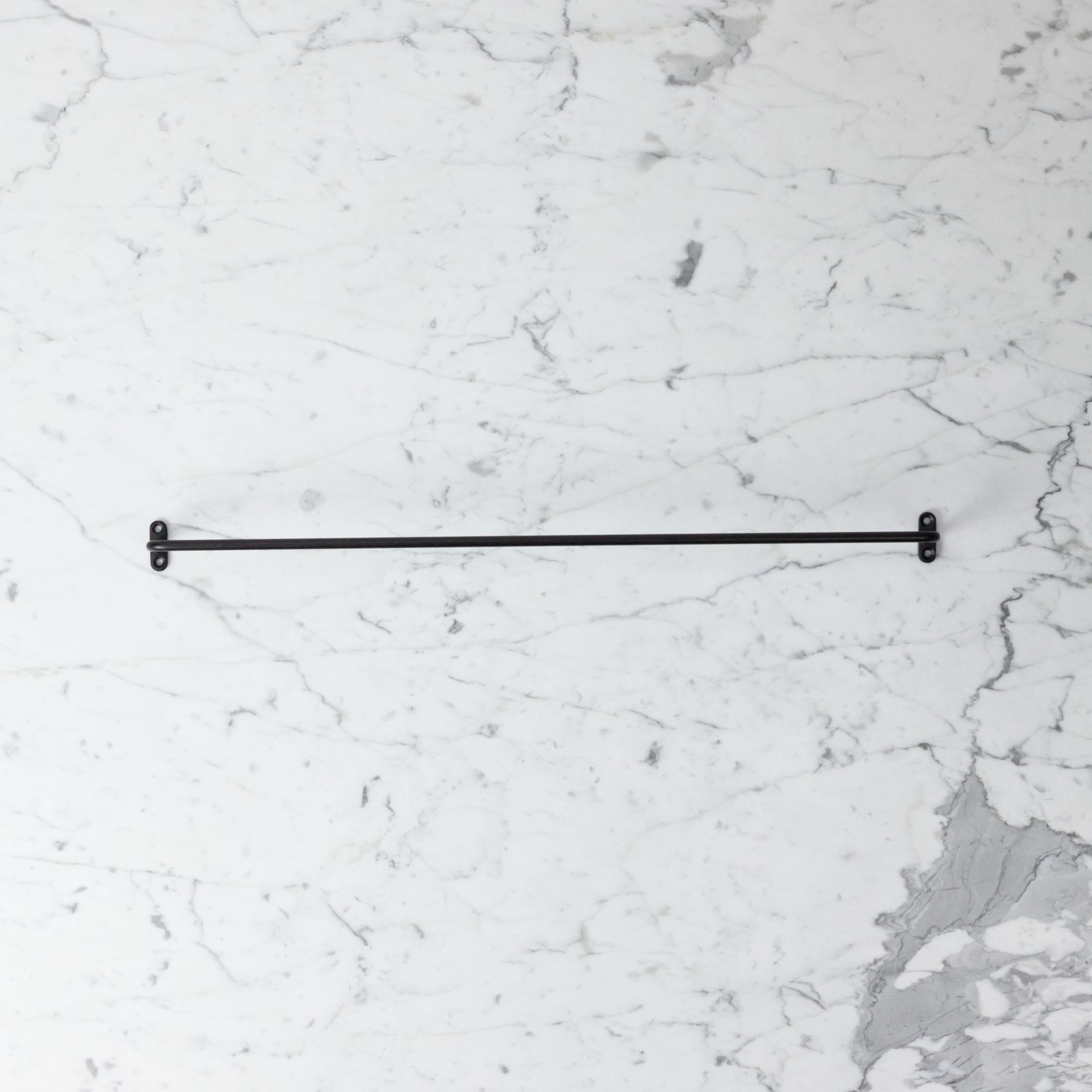"""Medium Iron Towel Bar - 19.5"""""""