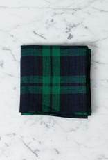 Linen Handkerchief - Harry Plaid