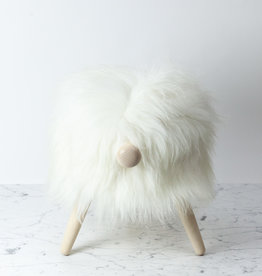 Povl Kjer Povl Kjer Standing Sheep - Long White Wool