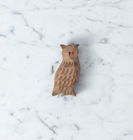 Ostheimer Toys Unusual Brown Eagle Owl