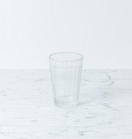 Henry Dean Hand Blown Facet Juice Glass
