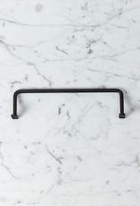 "Small Iron Towel Bar - 7.75"""