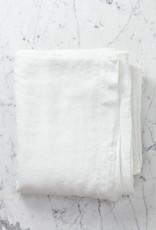 Linen Duvet Cover - Queen - White