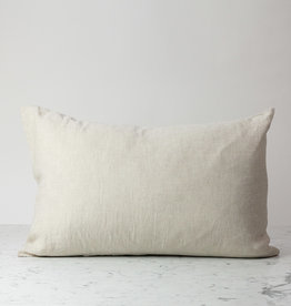 King - Natural - Linen Pillowcase with Envelope Closure