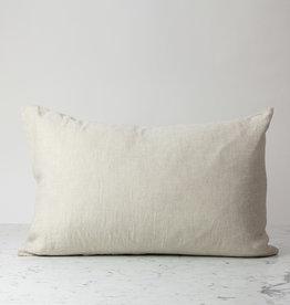 King - Natural - Linen Pillowcase with Envelope Closure