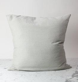 "Cultiver Smoke Grey - 26"" - Linen Dec Pillow COVER ONLY"