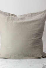 "Natural - 26"" - Linen Dec Pillow COVER ONLY"