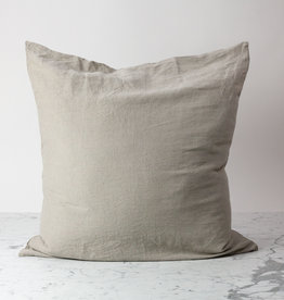 """Cultiver Natural - 26"""" - Linen Dec Pillow COVER ONLY"""