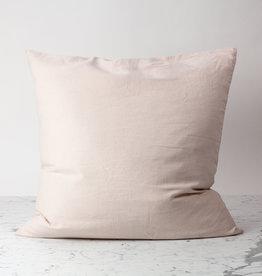 "Cultiver Blush - 26"" - Linen Dec Pillow COVER ONLY"