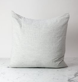 "Pinstripe - 26"" - Linen Dec Pillow COVER ONLY"