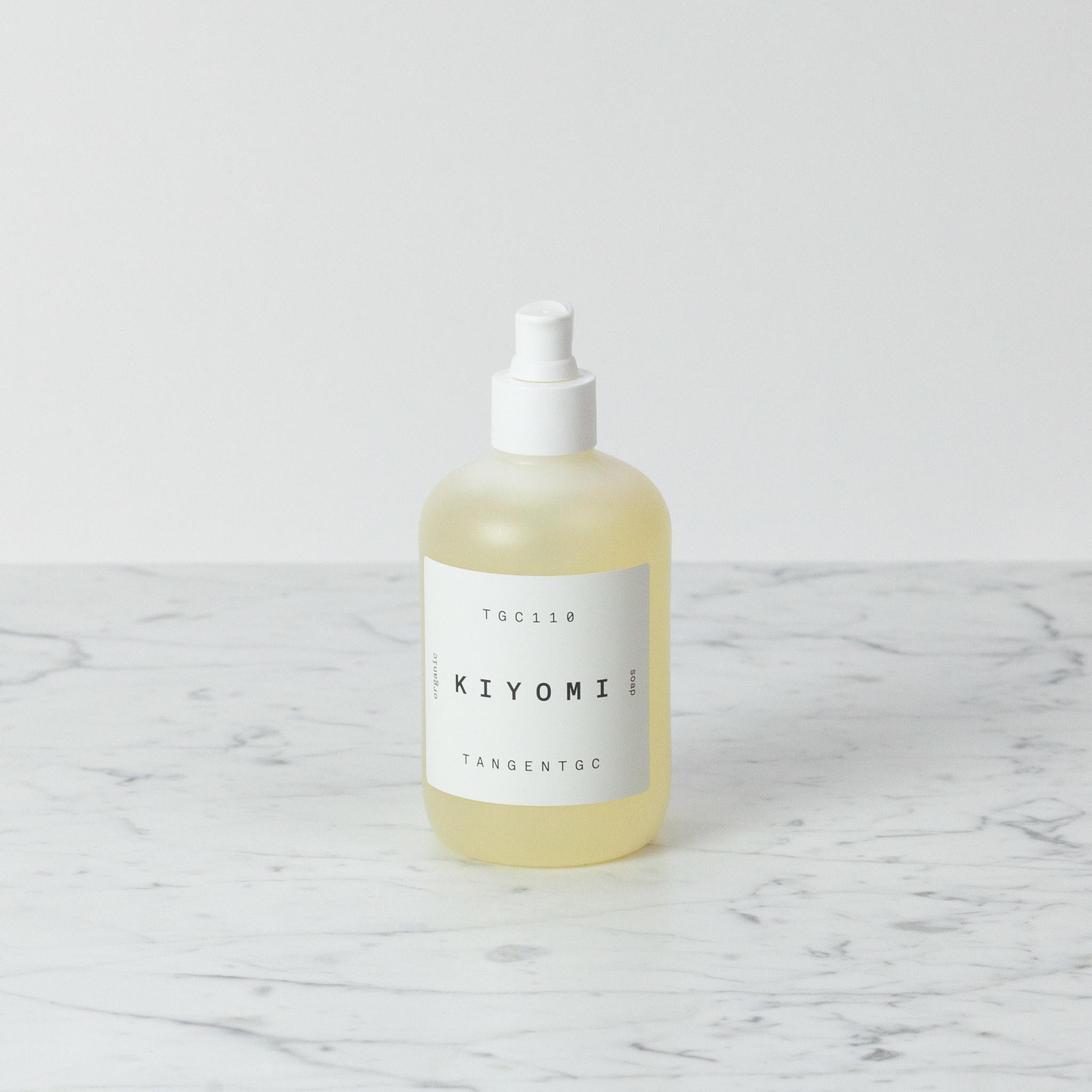 TGC Kiyomi Organic Liquic Soap - 11.8 oz