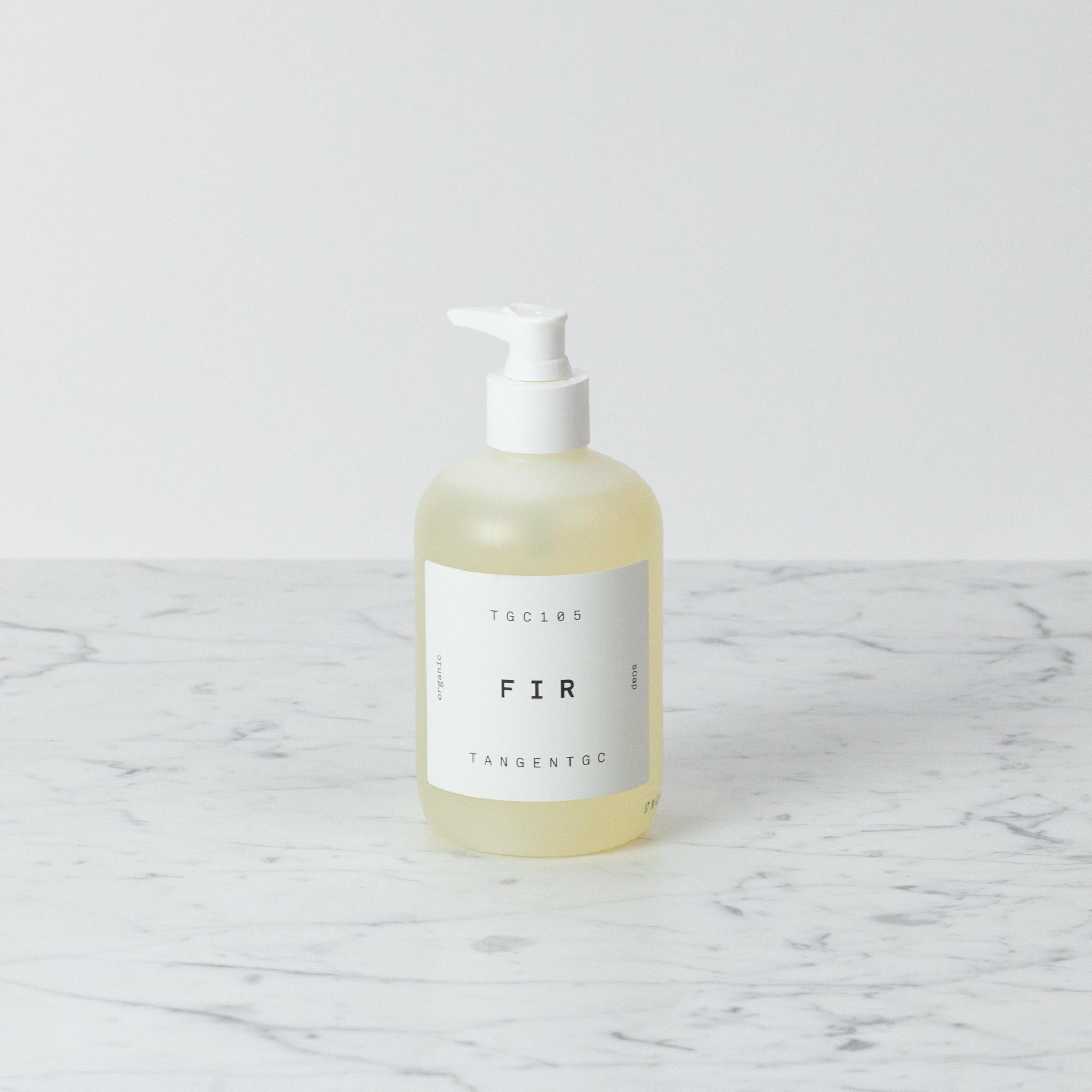 TGC Fir Organic Liquid Soap - 11.8 oz
