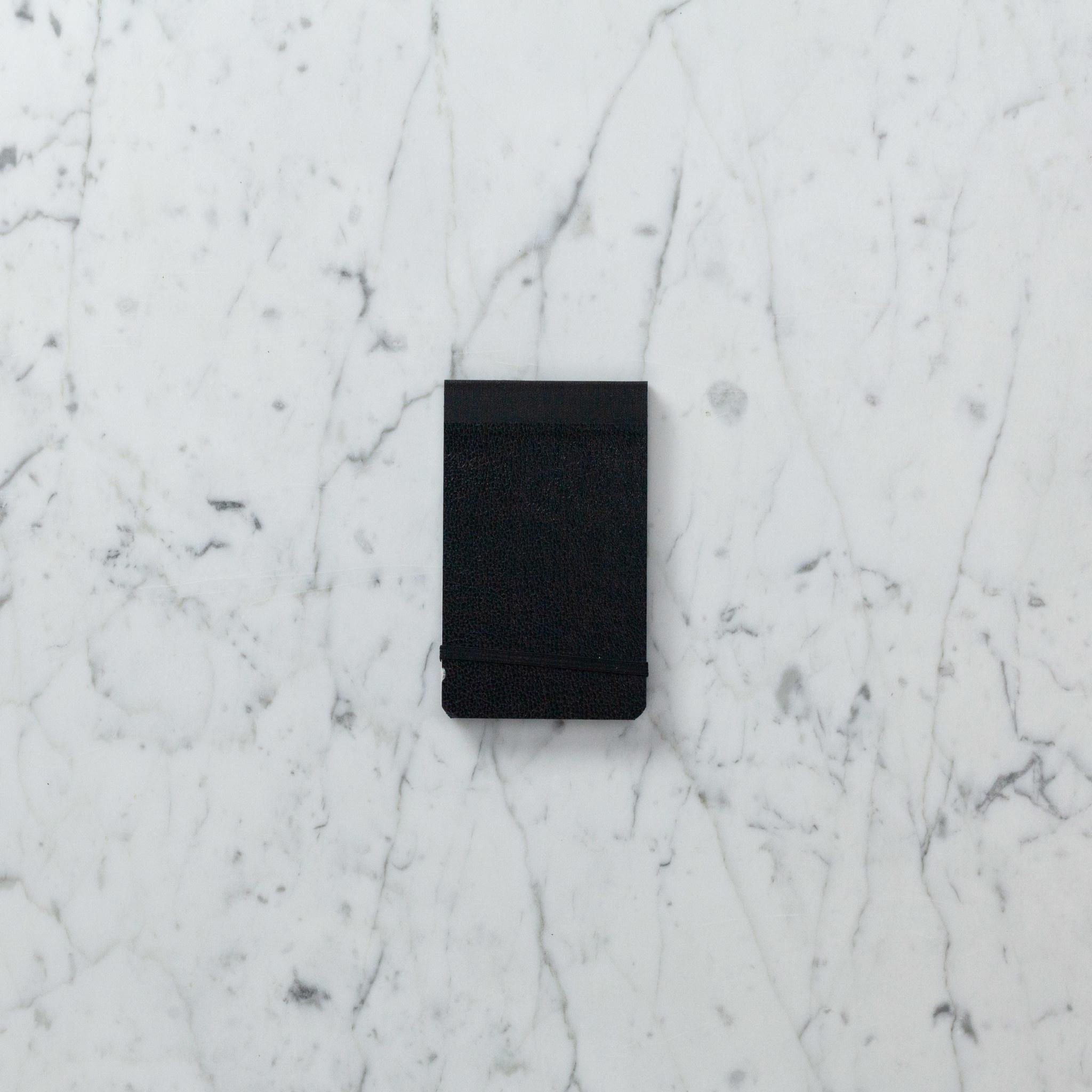 The Original Policeman's Black Notebook