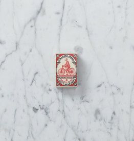 Teeny Tiny Matchbox Notebook - Bicycle