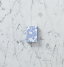 Teeny Tiny Matchbox Notebook - Blue Bugs