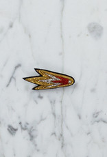 Hand Embroidered Macon & Lesquoy Pin - Comet