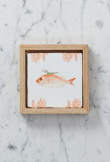 Dutch Hanging Storytile Wood Frame ONLY - Small