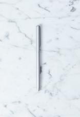 Delfonics Slim Silver Pen - 0.8mm