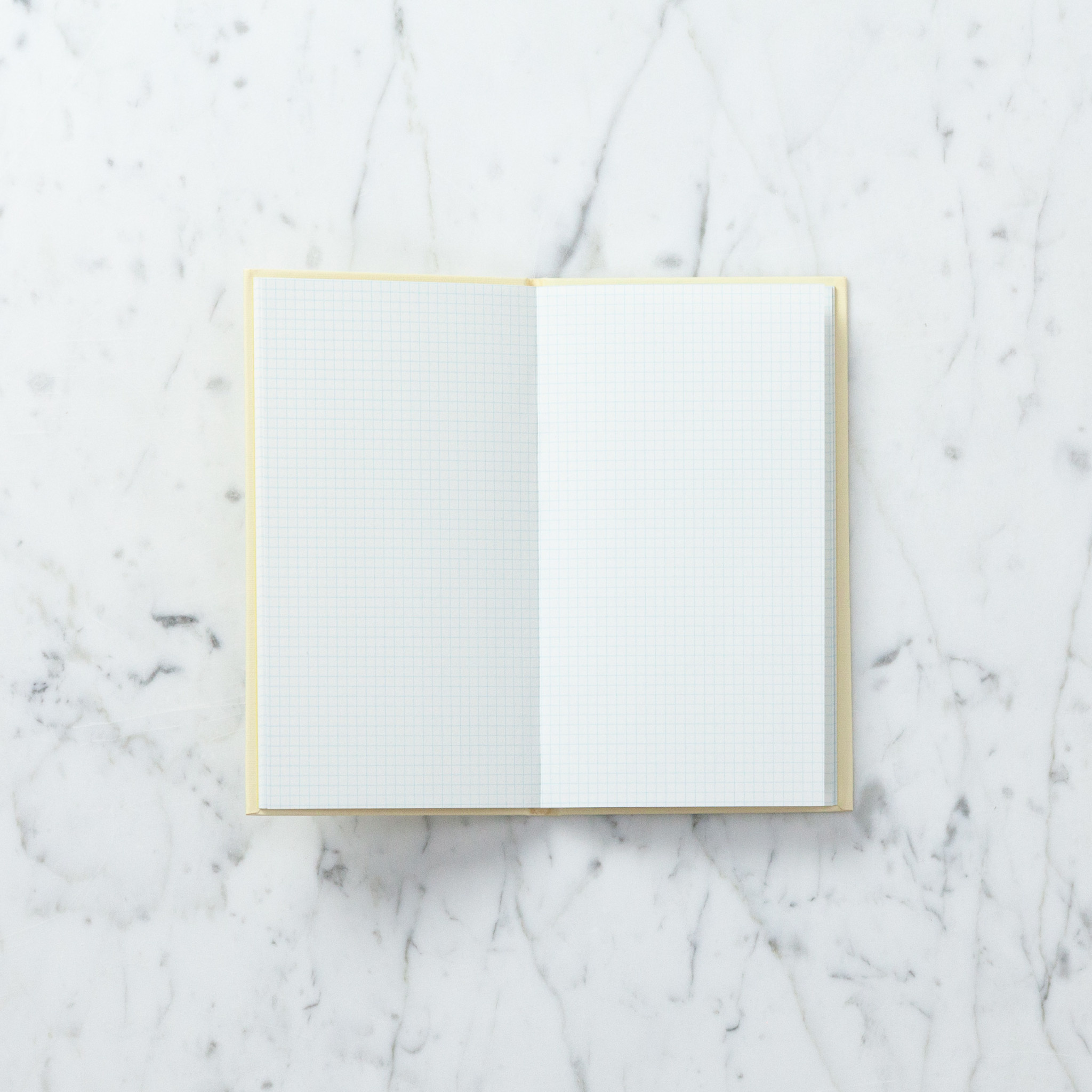 Hardcover Surveying Field Sketch Book - Grid - Cream