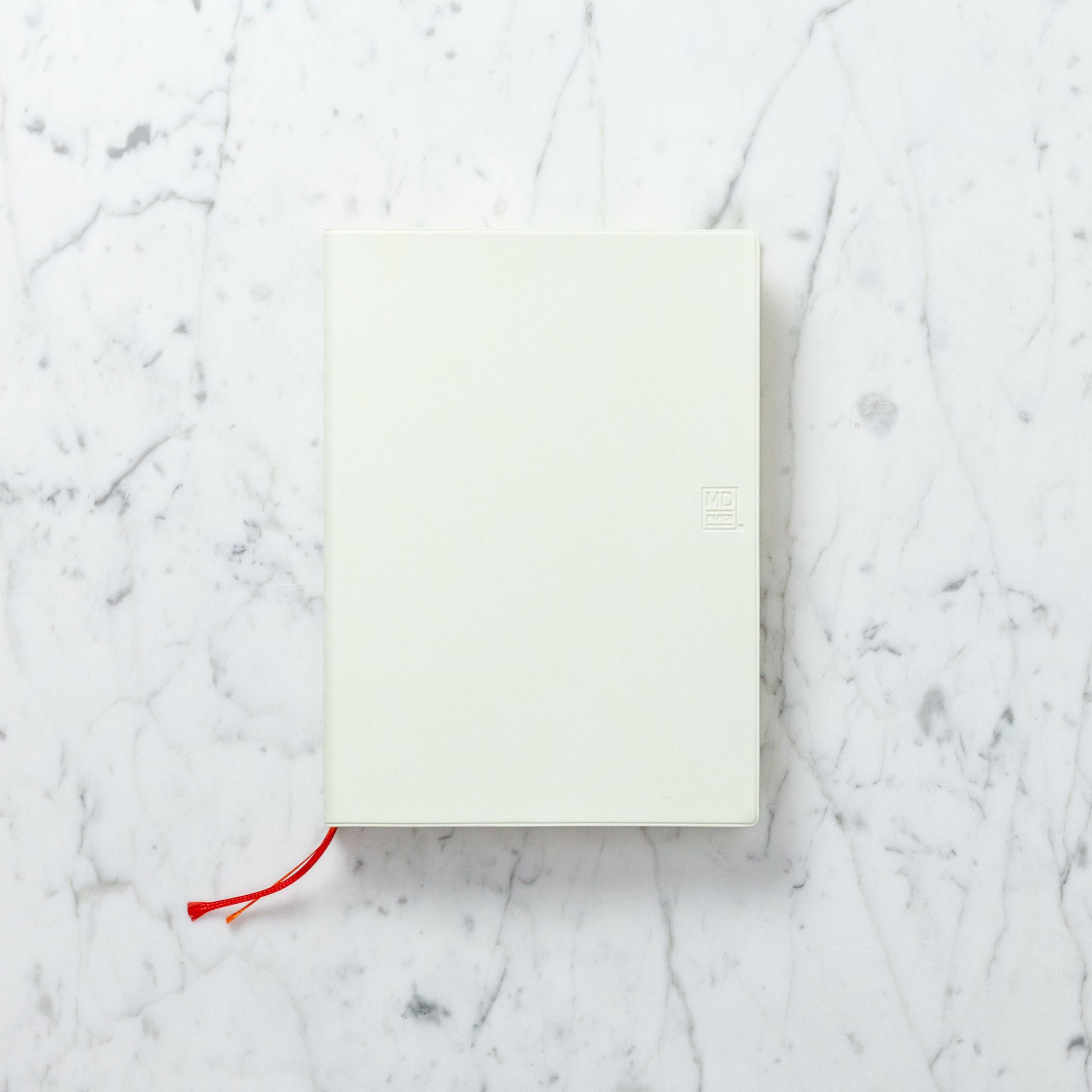 Midori Simple Notebook Calendar Diary - 2020 - Size A6