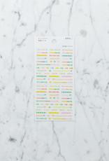 Pastel Arrow Stickers